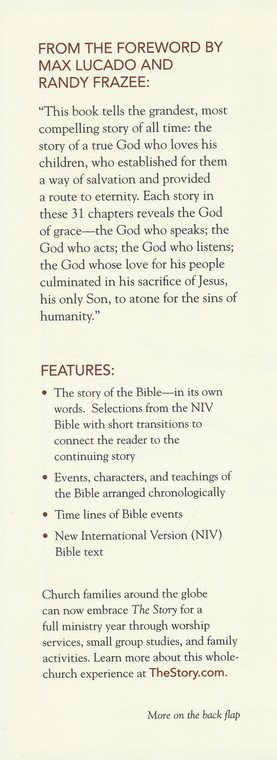NIV The Story Bible