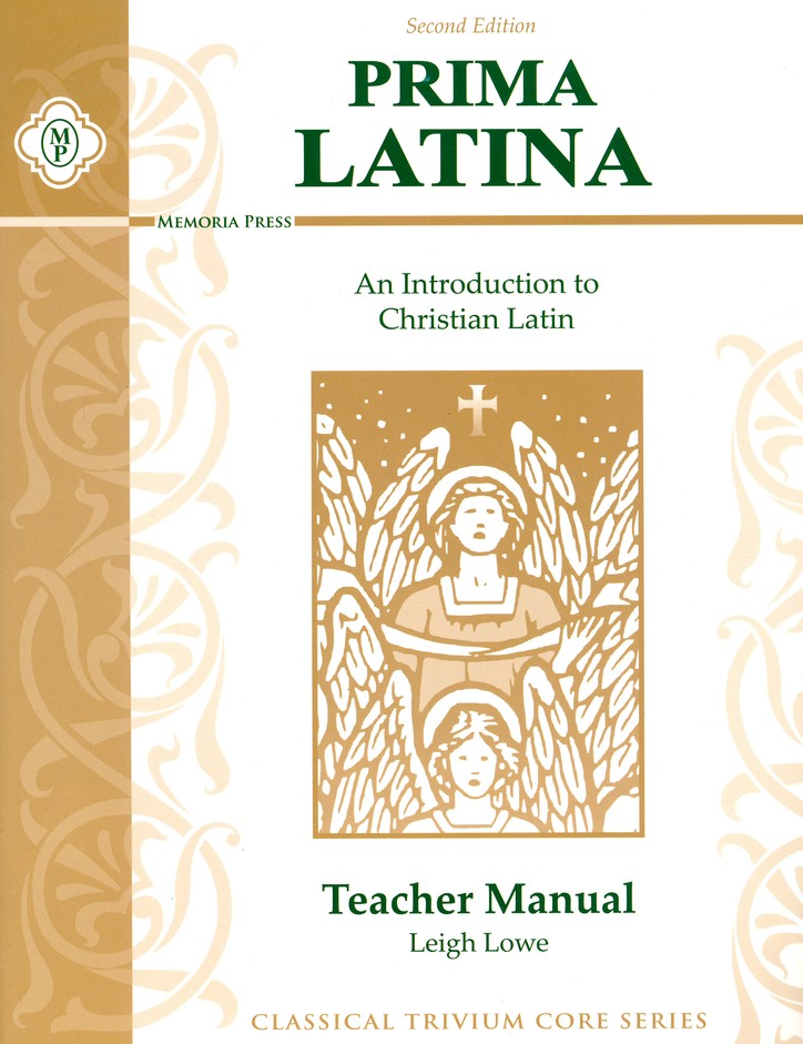 Prima Latina, Teacher's Manual