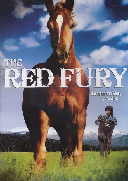 The Red Fury, DVD