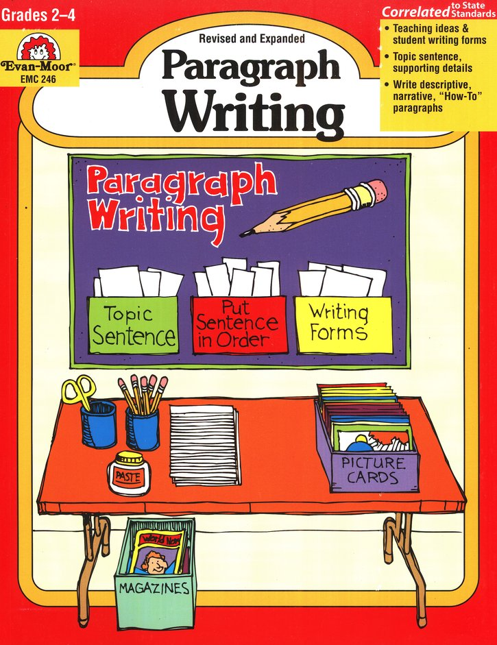 Paragraph Writing Grades 2-4