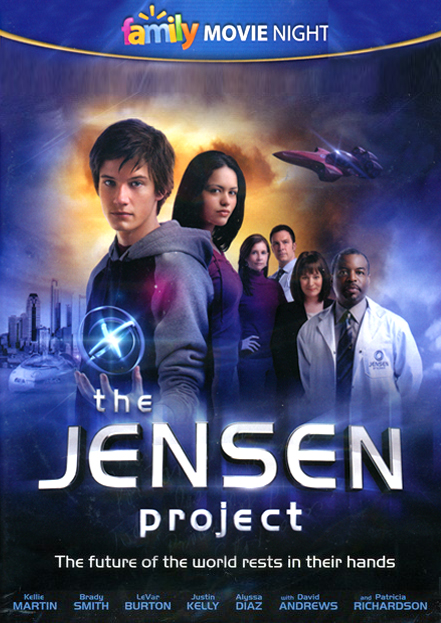 The Jensen Project, DVD