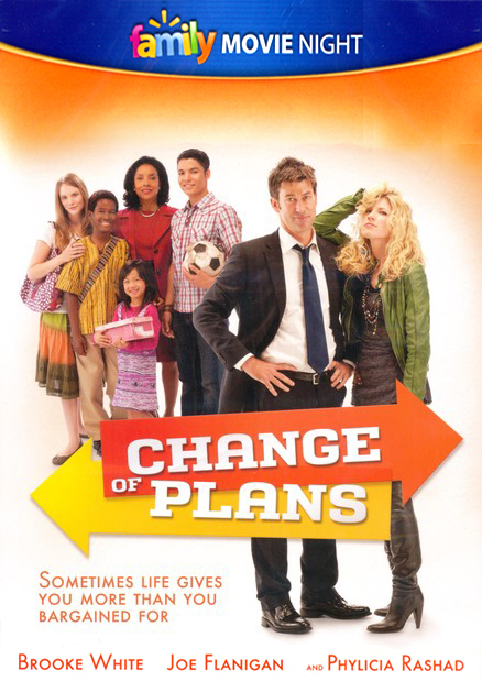 Change of Plans, DVD
