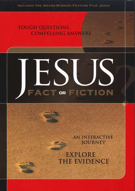 Jesus: Fact or Fiction? DVD