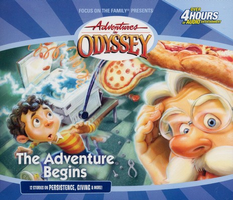 Adventures in Odyssey® #1: The Adventure Begins: The  Early Classics