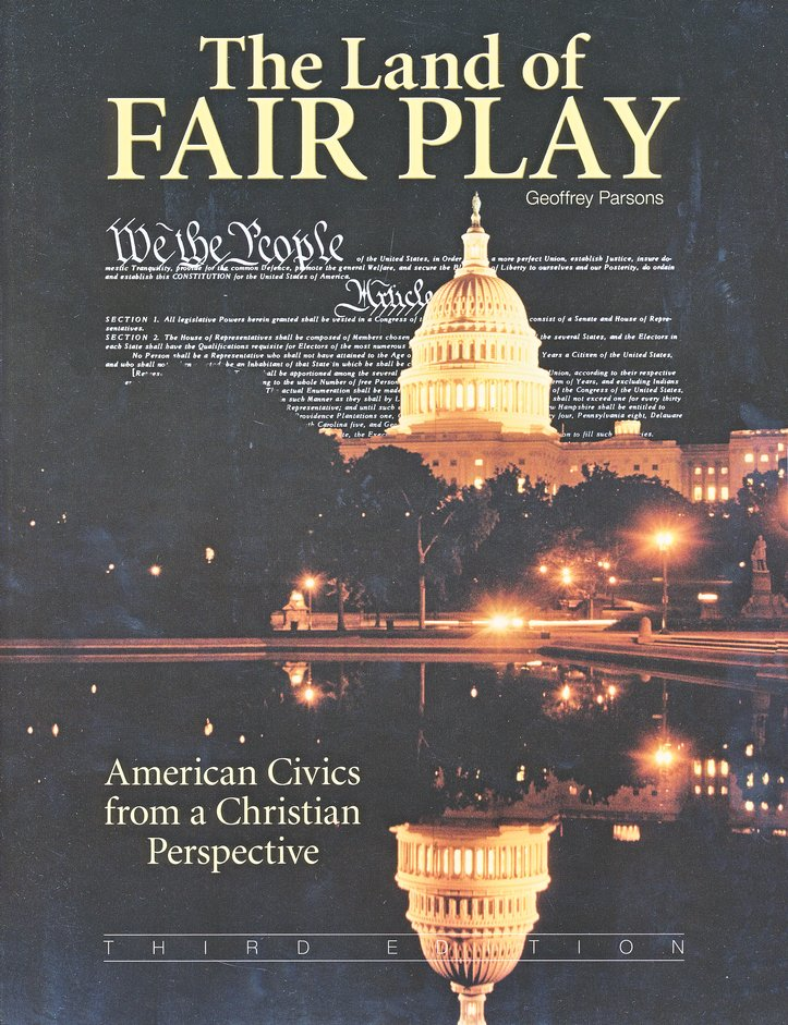 The Land of Fair Play, Third Edition, Grade 8 (Remedial Grades  9-12)
