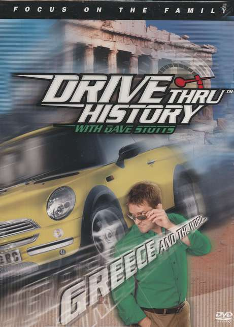 Drive Thru History with Dave Stotts #2: Greece and the Word, DVD