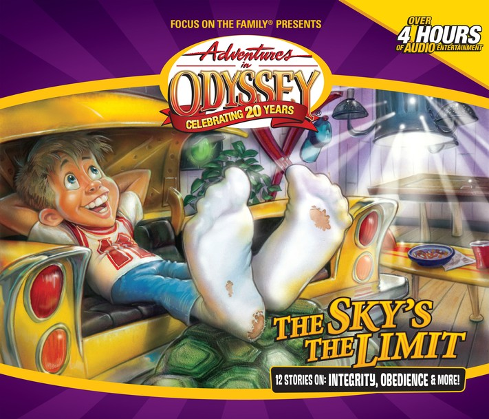 Adventures in Odyssey ® #49: The Sky's the Limit