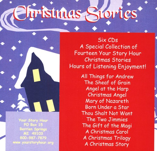 Christmas Stories CD Album