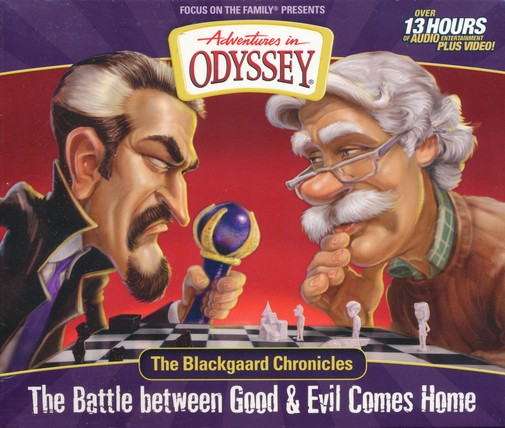 Adventures in Odyssey® Blackgaard Chronicles -  The Battle Between Good & Evil Comes Home (10 CDs)