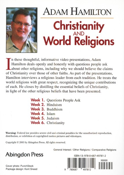 Christianity and World Religions:  Wrestling with Questions People Ask, DVD