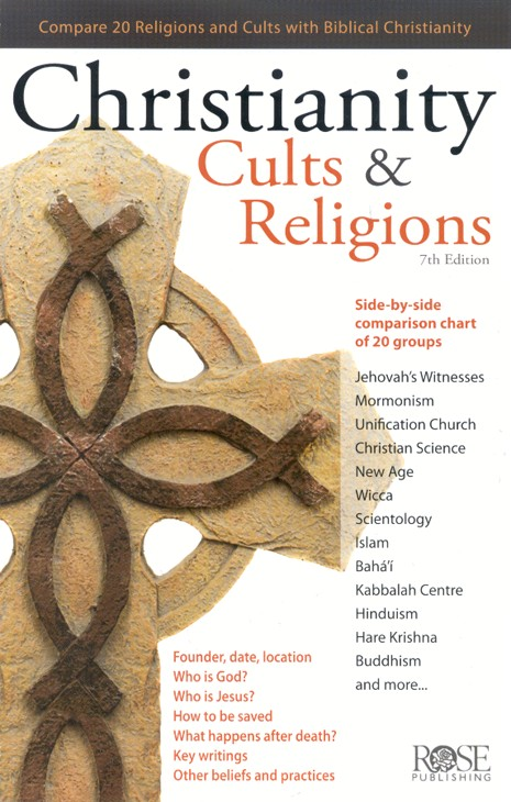 Christianity, Cults & Religions, Pamphlet