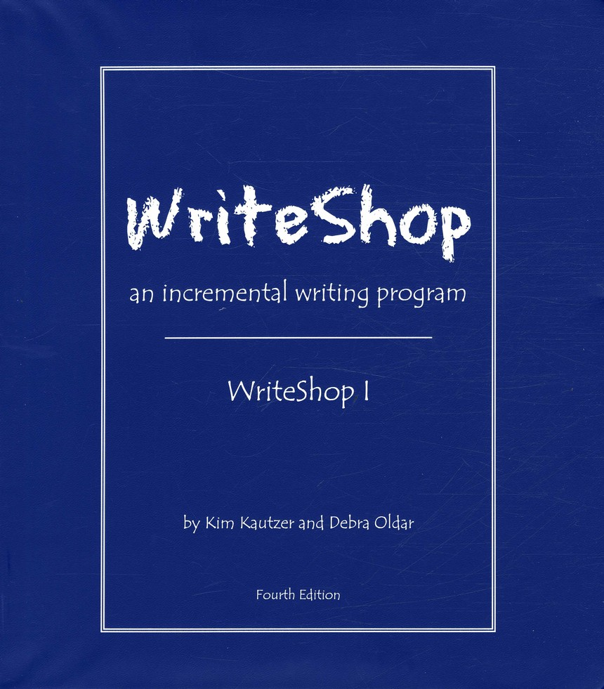 WriteShop 1 Student Workbook