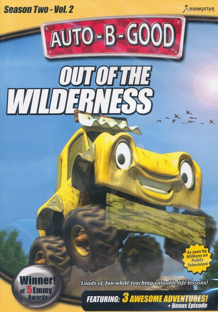 Out of the Wilderness (Auto-B-Good Season 2, Volume 2)