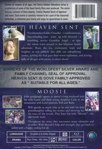 Heaven Sent/Moosie