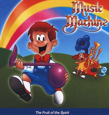 Music Machine: The Fruit Of The Spirit CD