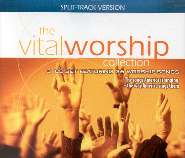 The Vital Worship Collection, Split-Track Version, 3 CD Set