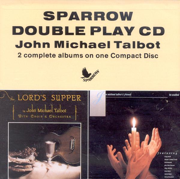 The Lord's Supper/Be Exalted CD