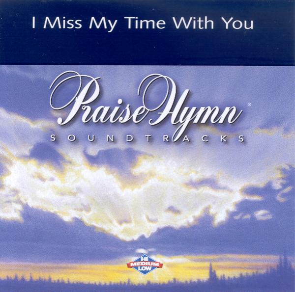 I Miss My Time With You, Accompaniment CD