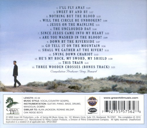I'll Fly Away CD