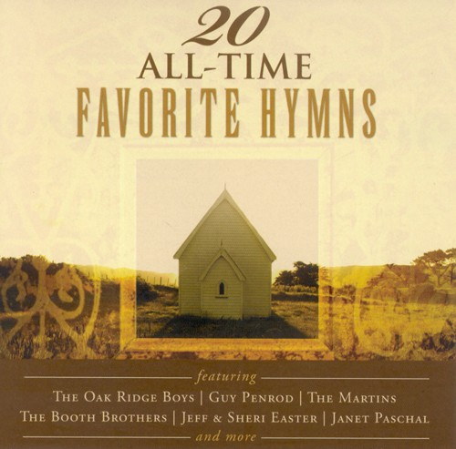 20 All-Time Favorite Hymns CD