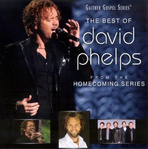 The Best of David Phelps CD