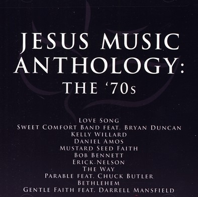 Jesus Music Anthology-The 70's, CD