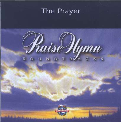 The Prayer, Acc CD