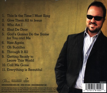 Songs I Grew Up Singing CD