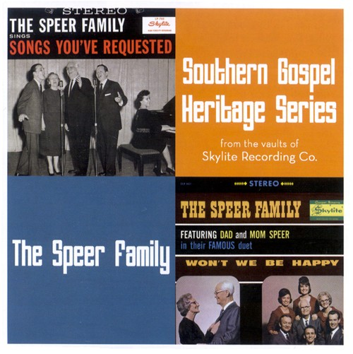 Southern Gospel Heritage Series: The Speer Family CD