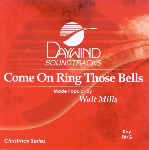 Come On, Ring Those Bells, Accompaniment CD