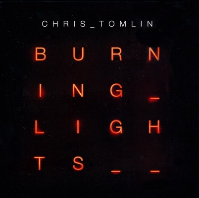 Burning Lights, Deluxe Edition--CD and DVD