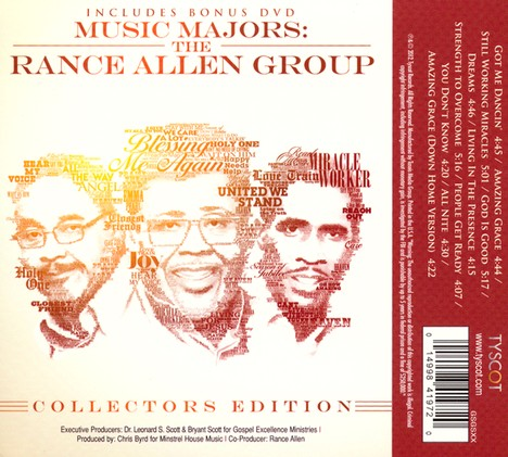 Amazing Grace (Deluxe Collector's Edition CD/DVD)