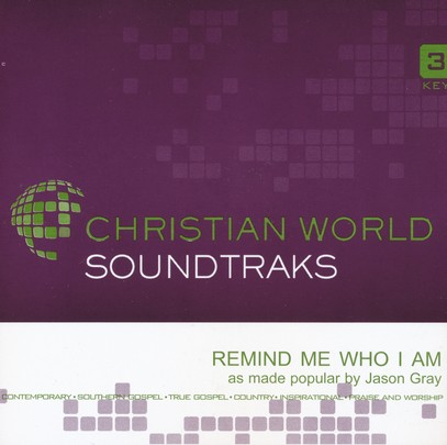 Remind Me Who I Am, Accompaniment CD