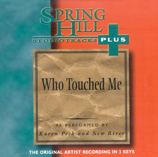 Who Touched Me, Accompaniment CD