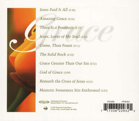 Our Daily Bread, Volume 9: Hymns of Grace CD