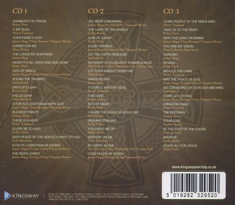 Best Celtic Worship Album in the World...Ever, CD