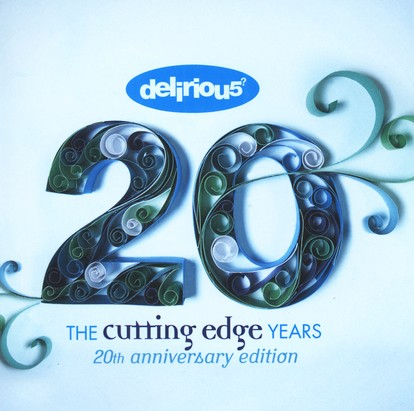 The Cutting Edge Years-20th Anniversary Edition (3CD/1DVD)