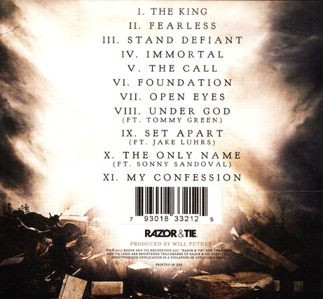 Immortal CD