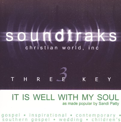 It Is Well With My Soul, Accompaniment CD