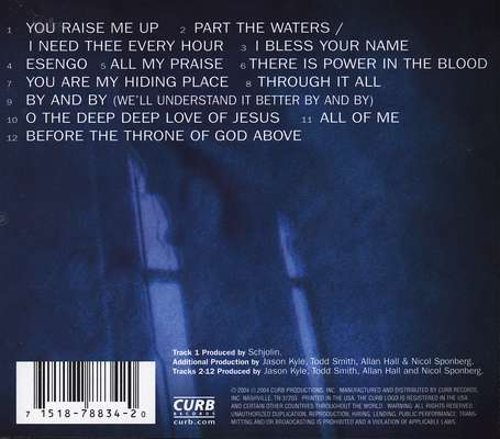 Hiding Place CD