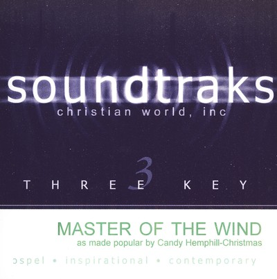 Master Of The Wind, Accompaniment CD