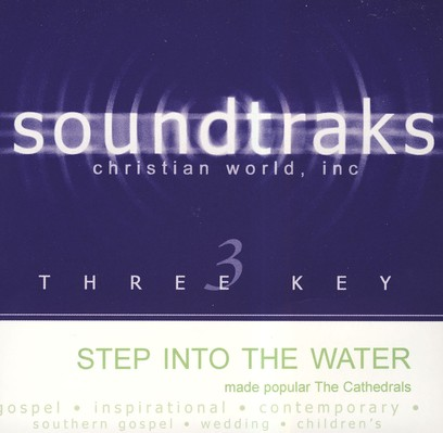 Step Into The Water, Accompaniment CD