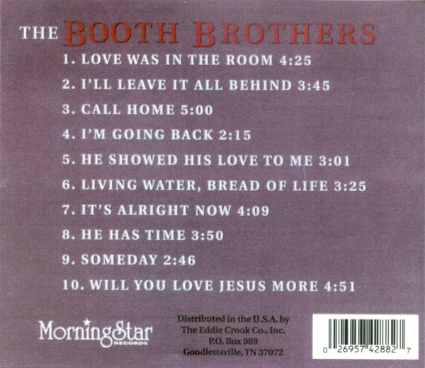 Will You Love Jesus More CD