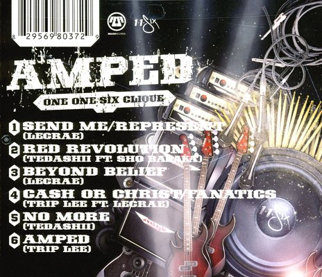 Amped CD