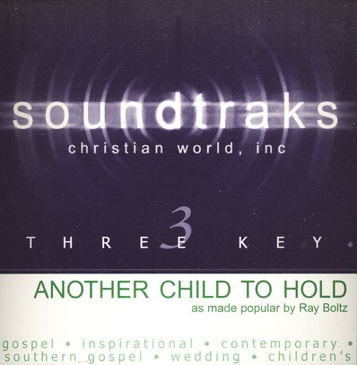 Another Child To Hold, Accompaniment CD