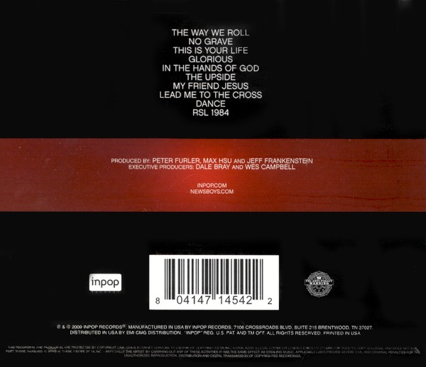 In The Hands Of God CD
