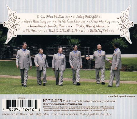 The Son Came Down CD