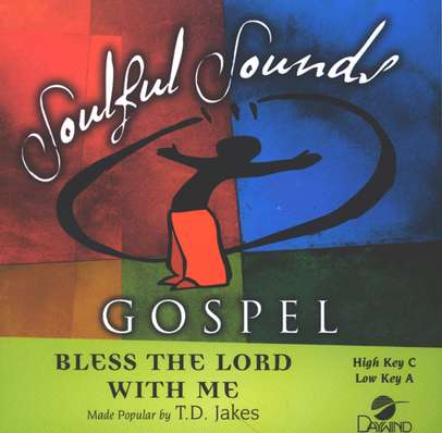 Bless The Lord With Me, Accompaniment CD