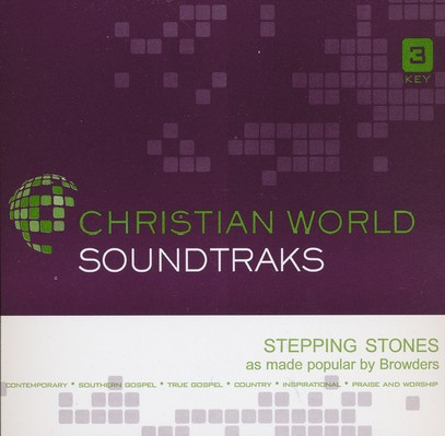 Stepping Stones, Acc CD