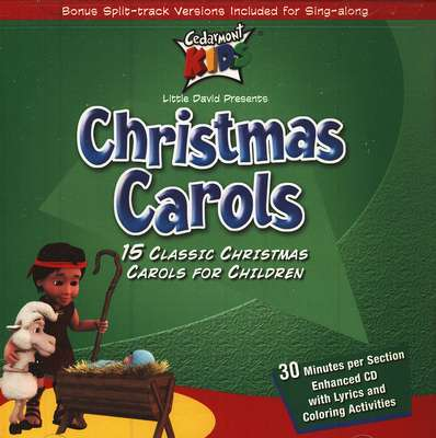 Christmas Carols, Compact Disc [CD]